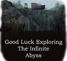 Infinite Abyss - Garden State by Joefishjones .