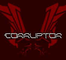 Corruptor (Red) by GreenGamer