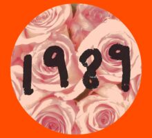 1989 (Floral) Kids Clothes