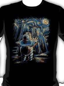 Van Goghstbusters T-Shirt