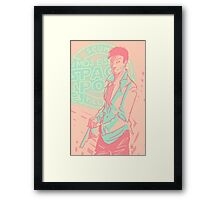 Now This is My Kinda Dive Framed Print