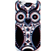 Stereoscopic Sugar Bird iPhone Case/Skin
