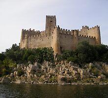 Rock Castle by Luis Miguel Leal