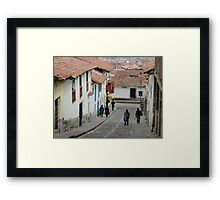 A Tranquil Afternoon Framed Print