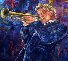 Chris Botti by David Paul