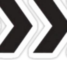 Four Arrows  Sticker