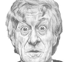 The Third Doctor by EldritchStudio