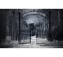 The Gates of Eternity Photographic Print