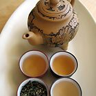 Chinese Tea by Ye Liew