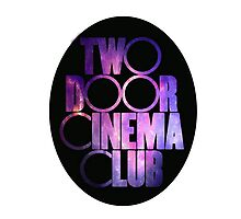 Two Door Cinema Club Galaxy by BTick21