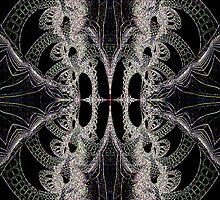 Crossroads Of Lace  by C J Lewis