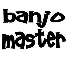 Banjo Master by greatshirts
