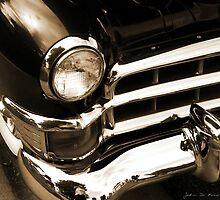 Crazy 'Bout a Cadillac by John  De Bord Photography