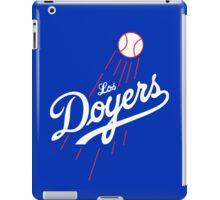 Los Doyers (White)  iPad Case/Skin