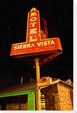 Sleepless in Sierra Vista by Bob Estrin