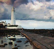 St Mary's Island by Wickerman