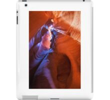 Twinkle of canyon light iPad Case/Skin