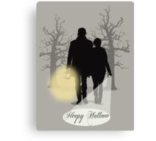 Simply Sleepy Hollow Canvas Print