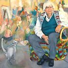 Ron Hartree, Artist, Teacher, Humanitarian by Lyn Fabian
