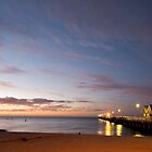 Busselton Jetty by Mark Baker