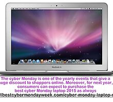 The Best Cyber Monday Laptop 2015 Will Offer for Gaming by jimmyjamess