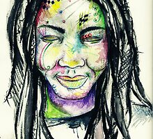 Tracy Chapman by Tearyeyedhobo