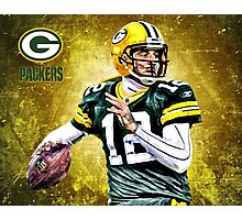 NFL Greenbay Packers  Photographic Print