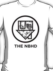 The NBHD - Palm Print w/ Text T-Shirt