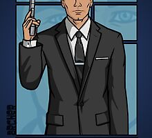 Archer Awesomeness by HughesGaming