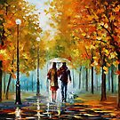 Autumn Elegy — Buy Now Link - www.etsy.com/listing/212468111 by Leonid  Afremov