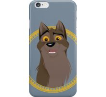 Not a Dog, Not a Wolf iPhone Case/Skin