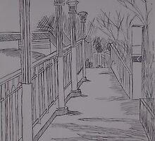 Flinders Walk by Joan Wild