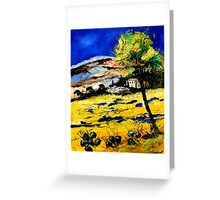 provence south of france 0507 Greeting Card