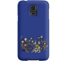 Adventure Time For Doctor Who Samsung Galaxy Case/Skin