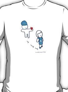 the heart pumps blood T-Shirt