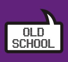OLD SCHOOL by Bubble-Tees.com by Bubble-Tees