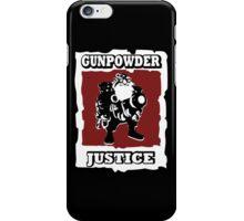 Sniper - GunPowder Justice iPhone Case/Skin