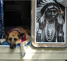 Remember Wounded Knee by Rudschinat