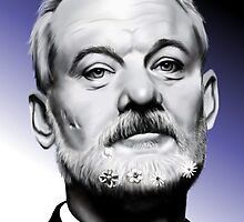 Bill Murray by Zomberflie