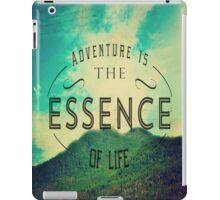 The Essence of Life iPad Case/Skin