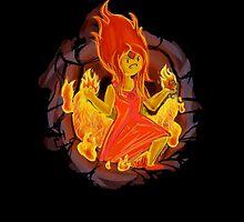 Princess Flame by MonHood