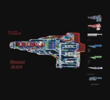 Chipgun  by humanalien