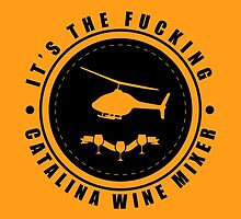 Step Brothers - Catalina Wine Mixer - Logo by jackallum