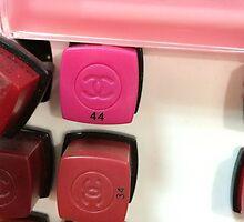 Chanel lipstick by aodena
