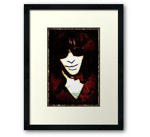 Joey Ramone, Ramones Framed Print