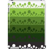 Green palette *cover edition iPad Case/Skin