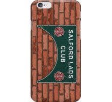 The Smiths Salford Lads Club iPhone Case/Skin