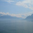 Lake Geneva, Switzerland by Tony Jones