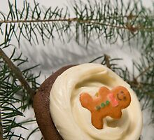 Holiday Cupcake by ChrisBinSEA