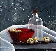 Wit doekje by GWinkel